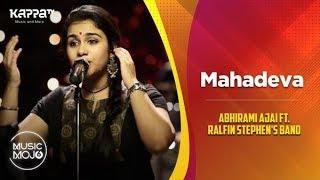 Mahadeva - Abhirami Ajai Feat. Ralfin Stephen Band - Music Mojo Season 6 - Kappa TV