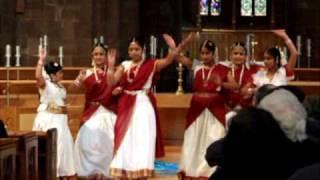 Wolverhampton Prayers For Peace 2010 - Hindu Sacred Dance