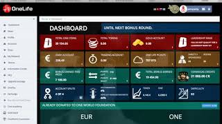 OneCoin 2018 How to Get Cash Out Of Your OneCoin Account  OneLife 2018