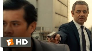 Johnny English Reborn (2/10) Movie CLIP - Parkour Chase (2011) HD