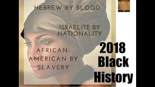 2018 BHFB Color and Curses 1 of 4 | Black History From the Bible