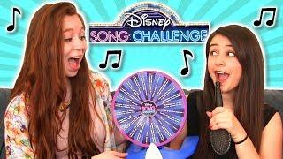 DISNEY SONG CHALLENGE VS MISS JIRACHI !!