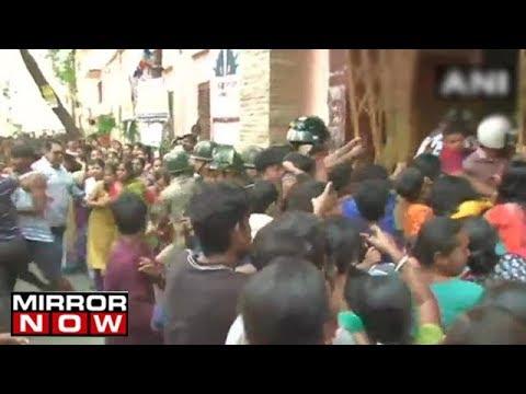 Xxx Mp4 Parents Protest In School Over Molestation Turns Violent In Kolkata 3gp Sex