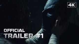 RENDEL Official Trailer (4K ULTRA HD) Dark Superhero Movie 2017