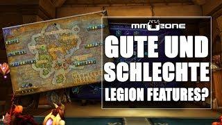 WoW Legion Features - Welche gefallen Euch und welche nicht?