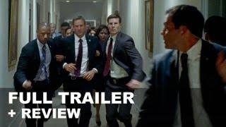 Olympus Has Fallen Official Trailer 2013 + Trailer Review - Gerard Butler, Aaron Eckhart : HD PLUS