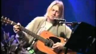 YouTube - Nirvana - Come As You Are - Unplugged in New York (Rehearsal).flv