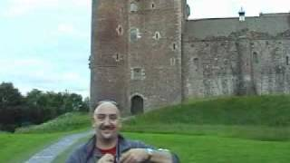 Doune Castle. Filming location for Monty Python's Holy Grail