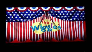 Opening To The Wiggles: WiggleDancing Live In U.S.A 2006 DVD