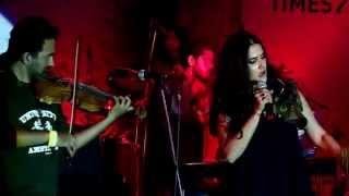 Sona Mohapatra- Ishq Nachaya LIVE at Mumbai Literary Festival
