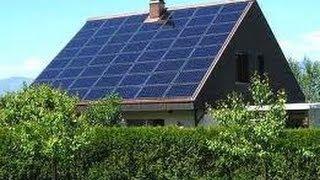 REDNECK SOLAR POWER UNDER $500 DIY