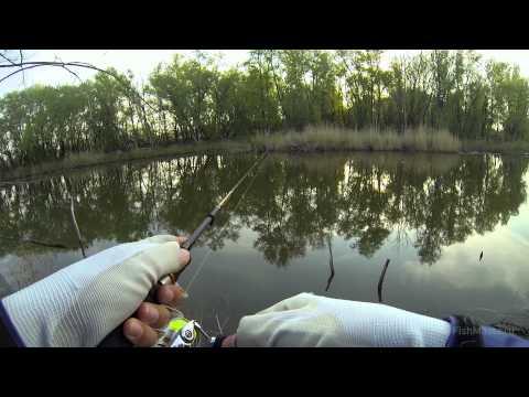 ловля рыбы на спиннинг с берега видео