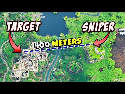 20 LONGEST SNIPES Ever Recorded in FORTNITE Chaos