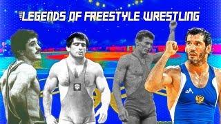 Legends of freestyle wrestling (Part 1)