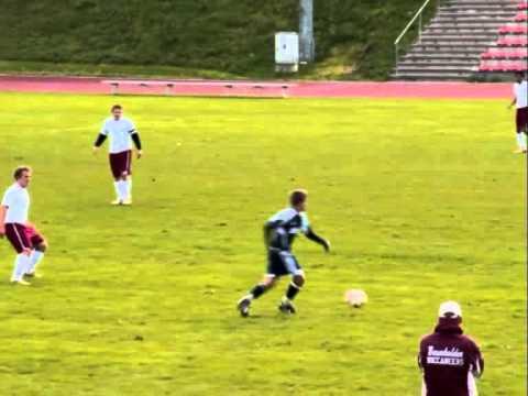 Ian Andres Sophomore Year 2012 Soccer Highlight Video BFA