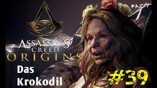 ASSASSINS CREED ORIGINS 🔥 #39 - DAS KROKODIL   ASSASSIN`S CREED ORIGINS GAMEPLAY