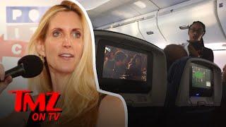Chris Evans Snaps Back At Ann Coulter! | TMZ TV