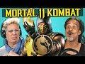 Parents React To Mortal Kombat 11 (Fatalities, Brutalities, Gameplay)