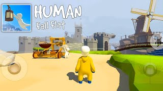 HUMAN FALL FLAT - Android / iOS First Gameplay Walkthrough