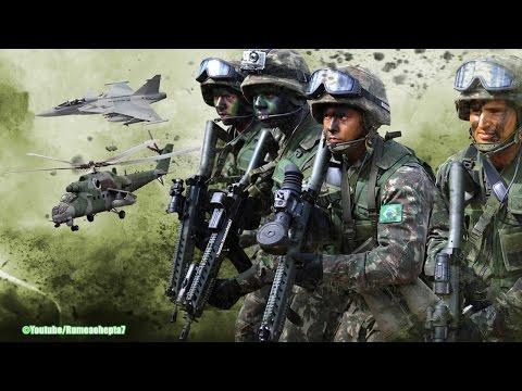 Brazilian Armed Forces 2016 - Forças