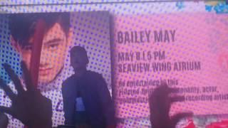 Bailey May at sm seaside Cebu
