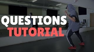 Chris Brown - Questions | @ChrisBrown Dance Tutorial by @BizzyBoom