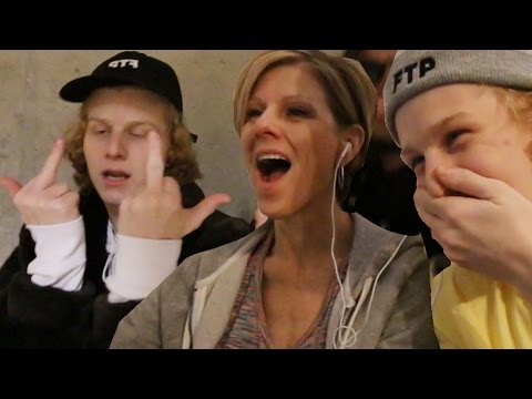 Xxx Mp4 MOM REACTS TO SONS RAP VIDEO 3gp Sex