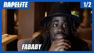 Fababy:Avec La Fouine c'est plus comme avant,chacun a pris sa direction mais il n'y a pas de conflit