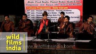 'Kuch Log Zamane Me Aise Bhi To Hote Hain' by Yousuf Khan Nizami