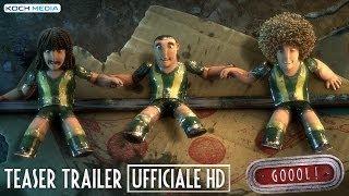 Goool! - Teaser trailer - Dal 29/05 al cinema! - Ufficiale