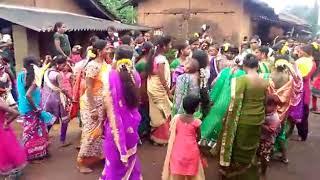 Shivaneri Ekata Group Ganapati Vishrjan 2018