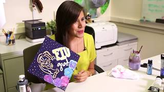 How to decorate your grad cap