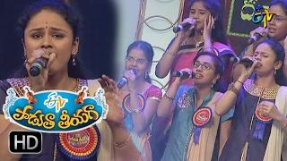 Padutha Theeyaga  19th February 2017  Full Episode   ETV Telugu