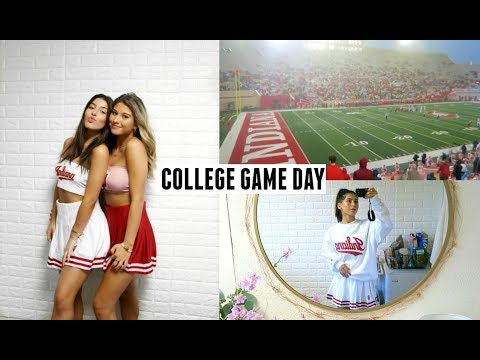 Xxx Mp4 DAY IN MY LIFE AT INDIANA UNIVERSITY Game Day 3gp Sex