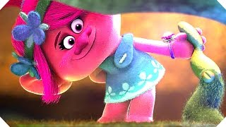 TROLLS (Animation, 2016) - ALL Trailers + Movie Clips COMPILATION !