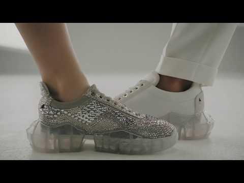 Xxx Mp4 Introducing The Jimmy Choo DIAMOND Sneaker 3gp Sex