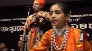 Bengali New Krishna Song | Ektarata Hathe Niye | Shilpi Das | VIDEO SONG | Beethoven Record