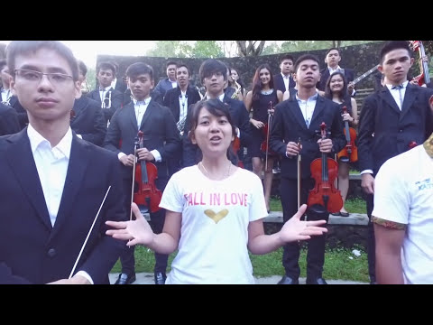 THEME SONG IYD 2016 - BAND ORCHESTRA YOUTHFEST VERSION