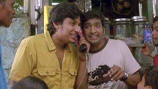 Jiiva and Santhanam play prank on Anuya - Siva Manasula Sakthi