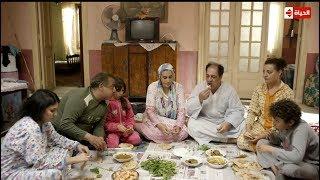 مشهد يلخص حال المصريين في بيت العيلة #بين_السرايات