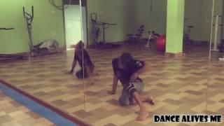 CONTEMPRARY DANCE PRAXTISE II BHANU & PAWAN II IN SONG BOLDO NA ZARA FROM MOVIE AZHAR