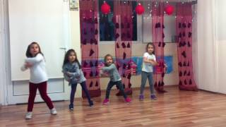 Choco Choco - Zumba Kids Junior ft. iris pavlopoulou