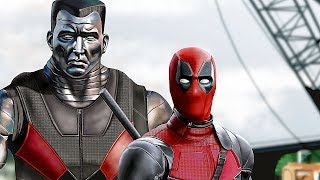 Deadpool FULL MOVIE All Cutscenes Funny Moments