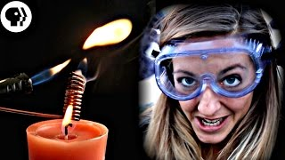 5 weird ways to put out a candle