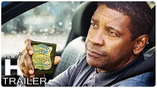 THE EQUALIZER 2 Trailer (2018)