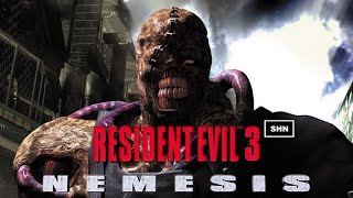 Resident Evil 3 : Nemesis PSone HD 1080p Lets Play Walkthrough Longplay No Commentary
