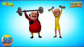 Motu Patlu funny videos collection #28 - As seen on Nickelodeon