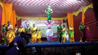 Gajar Mauli Superrr Dance Maghi Ganesh Jayanti 2017 Vashi Gaon Chembur