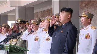 برگزاری مراسم شصتمین سالگرد امضای پیمان آتش بس میان دو کره