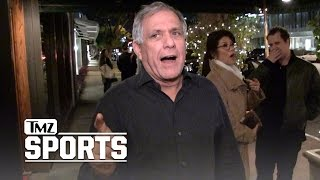 LES MOONVES Best Super Bowl Matchup FOR TV RATINGS IS... | TMZ Sports